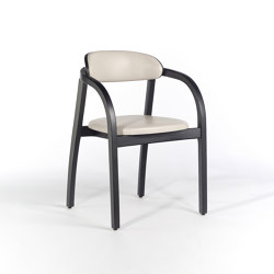 Arch Armchair - Oak Dark | Chairs | Wildspirit