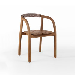 Arch Armchair - Teak | Chairs | Wildspirit