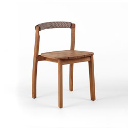 Arch Chair - Teak | Sedie | Wildspirit