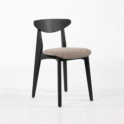 Ink Chair - Oak dark   Chairs   Wildspirit