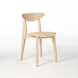 Ink Chair - Oak Natural | Chairs | Wildspirit