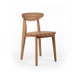 Ink Chair - Teak | Sillas | Wildspirit
