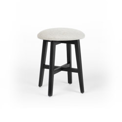 Ink Stool - Oak Dark | Stools | Wildspirit