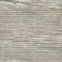 Aspen | Struttura Grooves | Oxide | Keramik Fliesen | Novabell