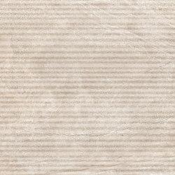 Aspen | Struttura Grooves | Sand Moon | Keramik Fliesen | Novabell