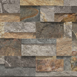 Brickup | Street Quartz Mix | Ceramic tiles | Novabell
