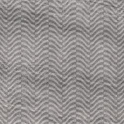 Vail | Decoro Onde | Antracite | Ceramic tiles | Novabell