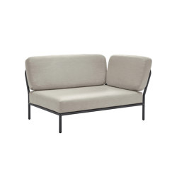 LEVEL | Right Side Couch, Sunbrella Natte | Divani | HOUE