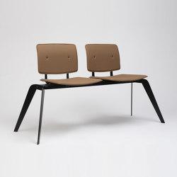 Don Bench 2 Places | Sitzbänke | ONDARRETA