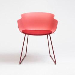 Bai Sled Chair | Stühle | ONDARRETA