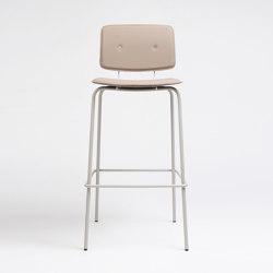 Don Stool Upholstered | Bar stools | ONDARRETA