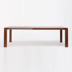 Iru Table | Dining tables | ONDARRETA