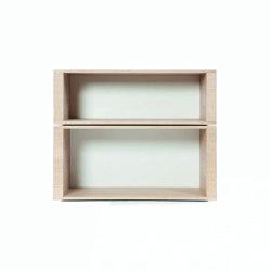 Motley Stackable Shelf High | Estantería | Wildspirit