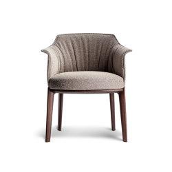 Archibald Dining Chair | Sillas | Poltrona Frau