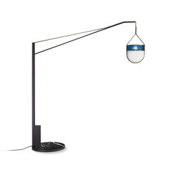 Xi Floorlamp | Free-standing lights | Poltrona Frau