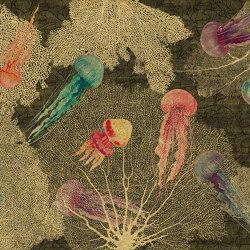 Prestige graphics   Jellyfish   Revestimientos de paredes / papeles pintados   INSTABILELAB