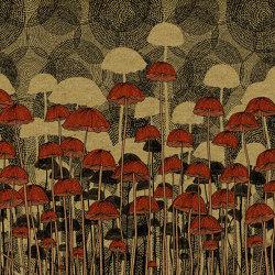 Mushroom | Carta parati / tappezzeria | INSTABILELAB