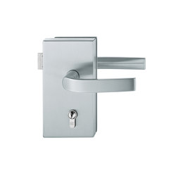 FSB 1271 Glass-door hardware | Handle sets for glass doors | FSB