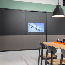S 1200 sliding tv door | Armoires multimédia | raumplus