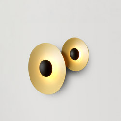 Ginger 32 C Metal | Wall lights | Marset