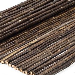 Bamboos   Mahogany bamboo 12-16mm   Dachdeckungen   Caneplex Design