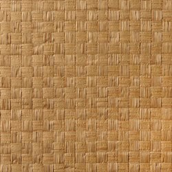 Decoration by natural materials | W09 | Wall coverings / wallpapers | Caneplex Design