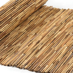Reeds | Reed cane carbonized Tai 6-12 mm | Roofing systems | Caneplex Design