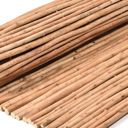 Natural and peeled willow | Willow natural 14-18mm | Roofing systems | Caneplex Design