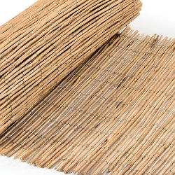 Natural and peeled willow | Willow natural 4-8mm | Roofing systems | Caneplex Design