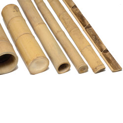 Poles | Bamboo Java | Bamboo | Caneplex Design
