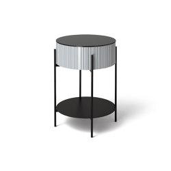 Twist 04 high | Side tables | Müller Möbelfabrikation