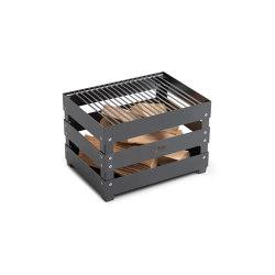 CRATE Grid | Barbecues | höfats