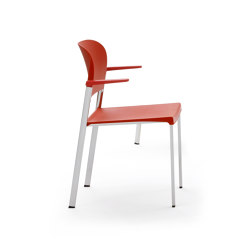 MAKEUP Sedia con braccioli | Sedie | Diemmebi