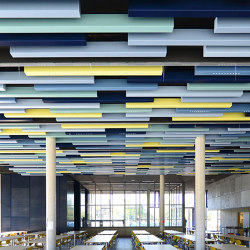 Character Design Ceilings | Polylam | Suspended ceilings | durlum