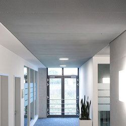 Expanded Metal Ceilings | FS4.4 As Rhombos Lay-On/ Hook-On System | Suspended ceilings | durlum