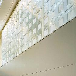 Flush-Mounted Luminaires | The Parea Illuminated Wall | Paredes luminosas | durlum