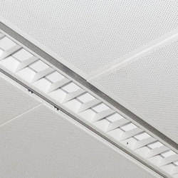 Functional Ceilings | S-Omega Taifun Hook-On System | Suspended ceilings | durlum