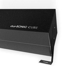 Functional Ceilings | dur-Sonic Cube Broadband Absorber | Paneles de techo fonoabsorbentes | durlum