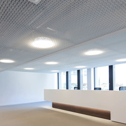 Open Cell Ceilings | Ticell-N | Suspended ceilings | durlum