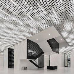 Open Cell Ceilings | Quadra-Decor | Falsos techos | durlum