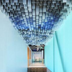 Open Cell Ceilings | Liva | Falsos techos | durlum