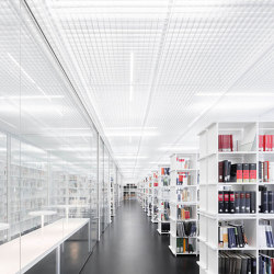 Open Cell Ceilings | Ticell | Suspended ceilings | durlum