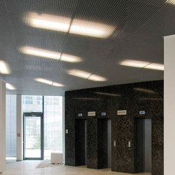 Open Cell Ceilings | Etincell | Suspended ceilings | durlum
