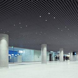 Open Cell Ceilings | Geo | Suspended ceilings | durlum