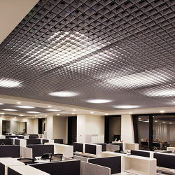 Open Cell Ceilings | Getincell | Suspended ceilings | durlum