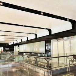Raft Ceilings | dur-Solo Type 4 | Suspended ceilings | durlum