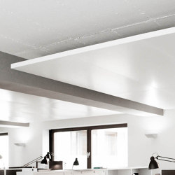 Raft Ceilings | dur-Solo Active Raft Ceiling | Ceiling panels | durlum