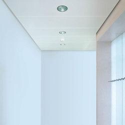 Rectangular Metal Panels | FS1.12 Clip-In System | Falsos techos | durlum