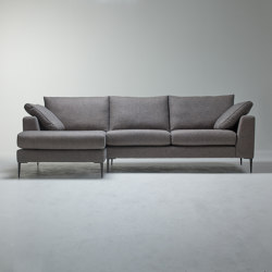 Campeche | LHF Large Chaise Sofa | Sofas | Roger Lewis
