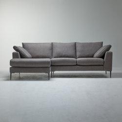 Campeche | LHF Medium Chaise Sofa | Sofas | Roger Lewis